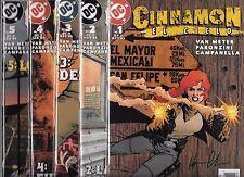 CINNAMON EL  CICLO #1-#5 SET (NM-)