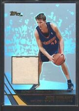 MIKE DUNLEAVY 2003/04 TOPPS JERSEY EDITION GAME USED JERSEY WARRIORS SP $12