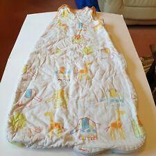 The Gro Company Grobag Animals Baby Grow Sleeping Bag 6-18 Months 2.5 Tog Great