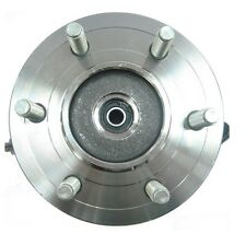 New DTA Front Wheel Hub and Bearing Assembly with Warranty 6 Stud 515046