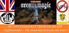 Warhammer: arkane Magie Steam key no VPN Region Free UK Verkäufer