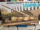 Dragon German Railway Gun 28cm K5(E) 'Leopold' Model Kit 1/35