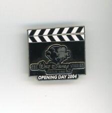 The Walt Disney Studios Burbank Mickey Mouse Camera Clapboard LE Pin 2004