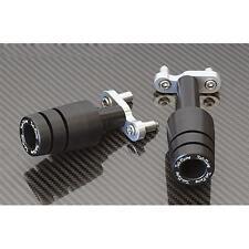 Sato Racing Frame Sliders for Buell XB9 R/S, XB12 R/S B-XB9FS-BK