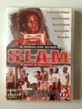 DVD SLAM DE MARC LEVIN / SAUL WILLIAMS - LAWRENCE WILSON - BONZ MALONE