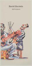 DAVID GERSTEIN WALL SCULPTURES / First Edition 1995 #145344