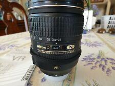 Nikon NIKKOR AF-S VR 24-120mm f/3.5-5.6G IF-ED Lens MINT CONDITION!!