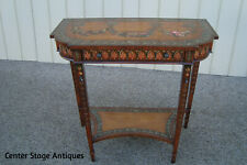 59890  Decorator Console Hall Table Stand
