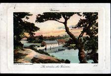 VANNES (56) MOULIN à EAU de CAMPEN à la RIVIERE du VINCIN en 1915 / HOPITAL N°8
