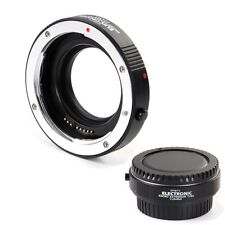 12mm Electronic Auto Focus Macro Extension Tube For Canon EF EF-S 5DS 7D MarkII
