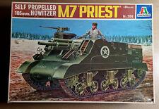 """ITALERI 206 - M7 """"PRIEST"""" - 1/35 PLASTIC KIT NUOVO"""