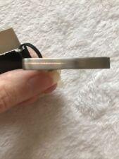 "Little Black Tie Brand Tie Bar Tie Clip Silver 1.5"""