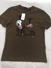 COACH  Coach x Gary Baseman The Military Wild Moto T-shirt ( Medium) $ 150