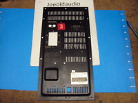 Sony SA-W303 Super Subwoofer Back Panel. Parting Out Sony SA-W303