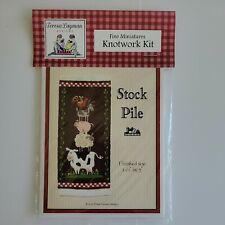 Teresa Layman Knotwork Kit STOCK PILE