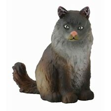 Collecta Norwegian Forest Cat (Sitting)