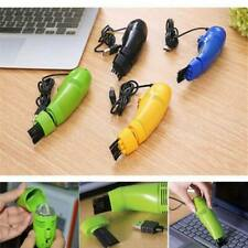 Mini USB Vacuum Keyboard Cleaner Dust Collector Laptop Computer Cleaning Kit New