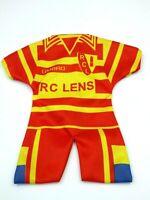 Mini maillot de foot Football RC LENS vintage collection