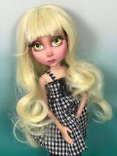 "1/3 bjd 8-9"" doll blonde wig dollfie Smart Luts Iplehouse 17"" MH maudlynne"