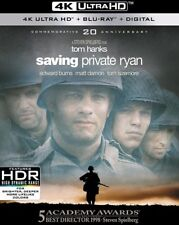 SAVING PRIVATE RYAN   (4K ULTRA HD) - Blu Ray -Region free