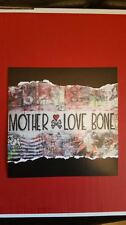 Mother Love Bone Rare Promotional Sticker - On Earth As It Is box promo sticker