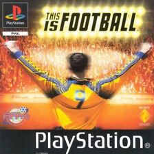 Sony Playstation - This Is Football - Game  3EVG The Cheap Fast Free Post