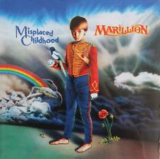 Misplaced Childhood by Marillion (180 G Vinyl LP, 2013 EMI EU, Limited Edition)