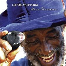 LEE 'SCRATCH' PERRY – ALIEN STARMAN (NEW/SEALED) CD