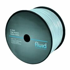250 ft In Wall 12 / 2 12 AWG Gauge 2 Conductor Speaker Wire Cable CL2 Bulk 250ft