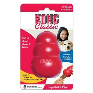 Kong Classic Genuine Red (All Sizes)
