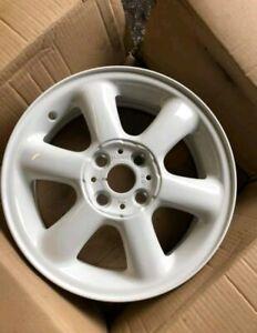 """Bmw Mini Alloy Wheel white 15 inch 15"""""""