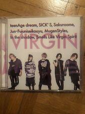 SuG Virgin Album Cd Jrock 2016