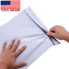 Poly Mailers Self Sealing Plastic Mailing Bags  Shipping Envelope 100pcs US