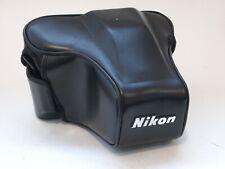 Nikon CF-35 leather case for f501 cameras. U1209