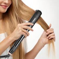 Professional Flat Iron Hair Straightener Salon Quality Adjustable Temperature
