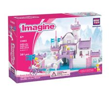 Imagine Swan Castle BricTek Building Block Construction Toy Brick Bric Tek 22003