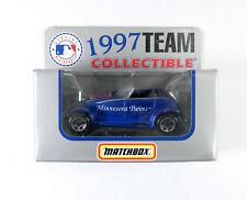 1997 Minnesota Twins Matchbox Team Collectibles Plymouth Prowler MLB97-09 Twins