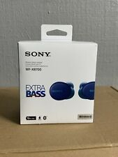 Sony WF-XB700 EXTRA BASS