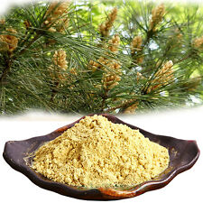 SPECIAL Wild pure natural RAW Pine Pollen (Pinus massoniana) Powder 250g 0.5 lbs