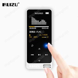 RUIZU X05 Sport Mini Touch Screen MP3 Music Player EBook FM Radio HIFI Lossless