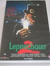 UFA Video - Leprechaun 2 - VHS/Horror/Warwick Davis/Shevonne Durkin