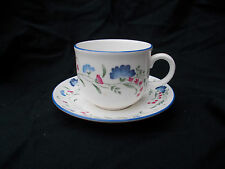 ROYAL Doulton Windermere bicchier d'acqua e piattino