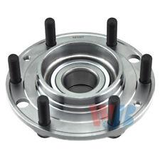 Wheel Bearing and Hub Assembly Rear WJB WA541007
