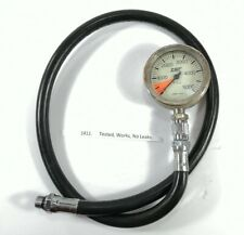 IST Brass 5000 PSI SPG Submersible Pressure Gauge 5,000 with Hose #1411