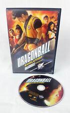 Dragonball Evolution (DVD, 2009, Canadian Z-Edition) Ex-Blockbuster Case