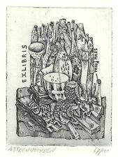 Ex Libris Ab Steenvoorden : Theo Maes (67/100)