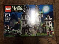 New Lego Monster Fighters 9468 Vampyre Castle-NISB