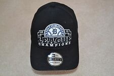Detroit Tigers 2012 League Champs On-Field Hat, New Era 3930, Stretch Size S-M