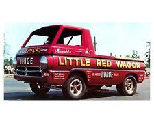 1969 Dodge NHRA Drag Race Bill Maverick Golden Photo Poster zc3149-EY5LHM