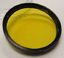 52mm Yellow Filter for Contrast or Creative Effect